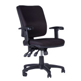 CHAIR-EXECUTIVE-MV 128A HERMES-DIAGONAL