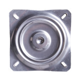 BAR STOOL SWIVEL BEARING PLATES 304 STAINLESS STEEL